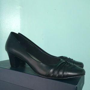Comfort plus heels!